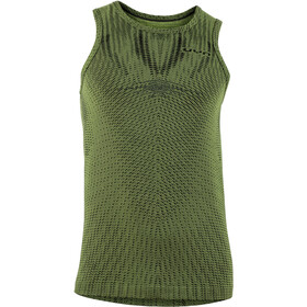 UYN Running Activyon 2.0 OW T-shirt SL Homme, green parrot